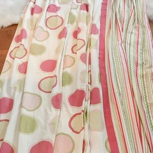 Accents - Drapes - Fully Lined, weighed, pinch pleat